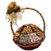 Grand Indulgence Gift Basket