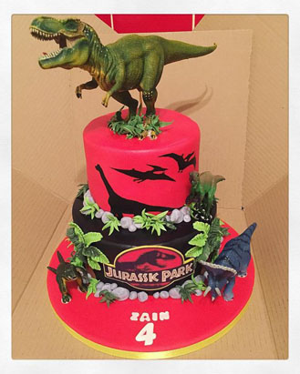 The Lizard King Cake theflowershopae 39952