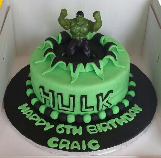 Hulk Smash Cake 2 Broadwaybakery 39807