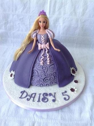 Barbie Doll Birthday Cake Prices