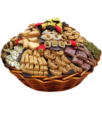 Extravagance Gift Basket By Wafi Gourmet