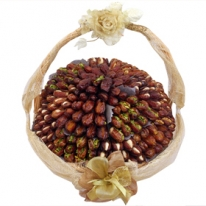 Gourmet Dates Gift Basket By Wafi Gourmet