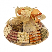 Golden Gourmet Gift Basket  By Wafi Gourmet