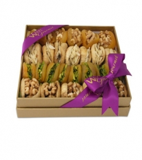 Assorted Dry Fruit Luxury Gift Box Medium By Wafi Gourmet