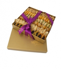Assorted Dry Fruit Luxury Gift Box Large By Wafi Gourmet