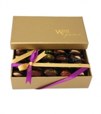 Assorted Dates Stuffed Luxury Gift Box Small By Wafi Gourmet