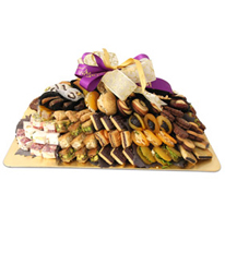 Assorted Sweets Rectangular Tray