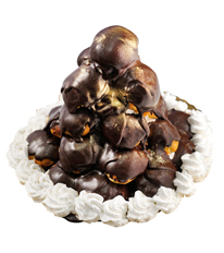 Profiterole By Brunetti