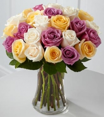 Spring Surprises Rose Bouquet 24 stems