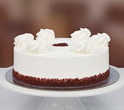 Vegan Red Velvet Dream Cake- 1/2KG