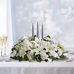 Silver Linings Centrepiece