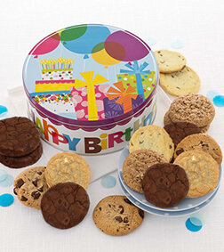 Birthday Gift Tin