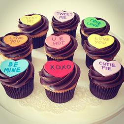 Made For Each Other Dozen (12) Cupcakes