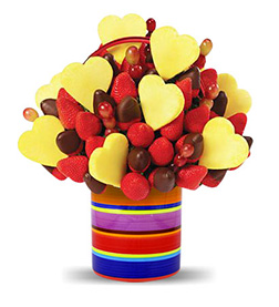 Summer Love Valentine's Day Fruit Bouquet