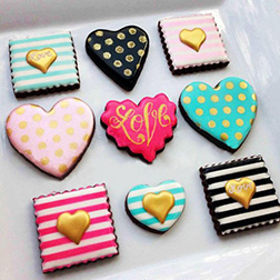 Lovestruck Cookie Box