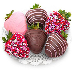 Cupid's Own Chocolate Dipped Strawberries