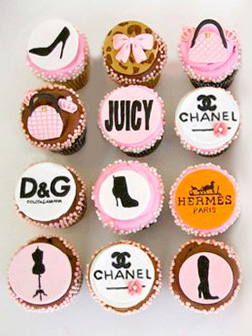 Dreaming of Brands Cupcakes - Half Dozen