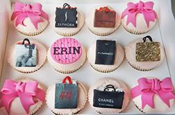 Brand Parade Cupcakes - Half Dozen
