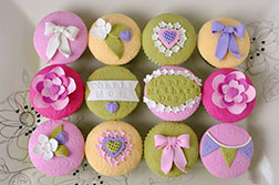 Mother's Day Celebration Cupcakes - Dozen