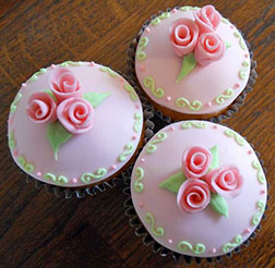 Floral Affection Mother's Day Cakes - Dozen