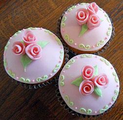 Floral Affection Mother's Day Cakes - Half Dozen