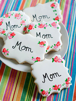 Just For Mom Cookies