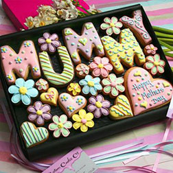 Mother's Day Cookie Extravaganza