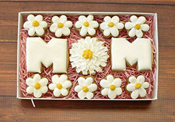 Floral Mother's Day Cookies