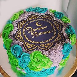 Rosette Ramadan Cake