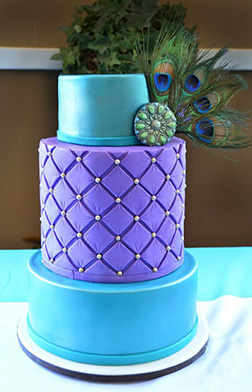 Quilted Eid Delight Cake