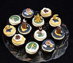 Iftar Table Half Dozen Cupcakes