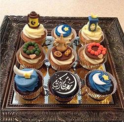 Iftar Time Half Dozen Cupcakes