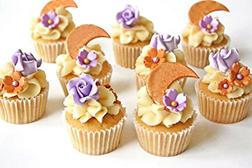 Sweet Swirls Half Dozen Cupcakes