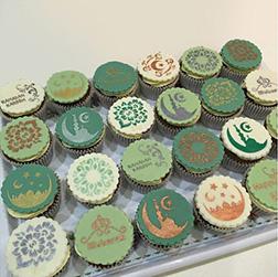 Ramadan Half Dozen Cupcakes Feast