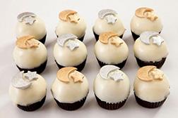 Ramadan Serenity Half Dozen Cupcake Collection