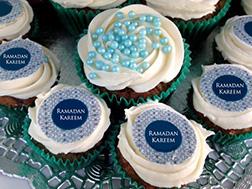 Ramadan Festivities Half Dozen Cupcakes