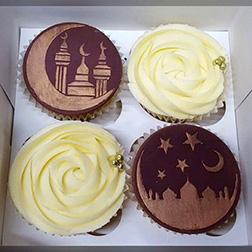 Essence of Ramadan Half Dozen Cupcakes