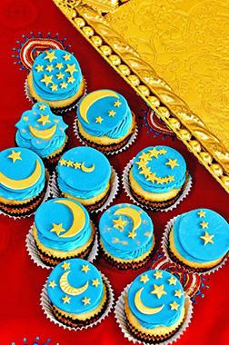 Discover Ramadan Half Dozen Cupcakes
