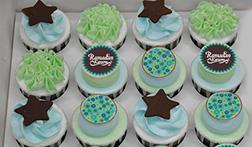 Rejoice Ramadan Half Dozen Cupcakes