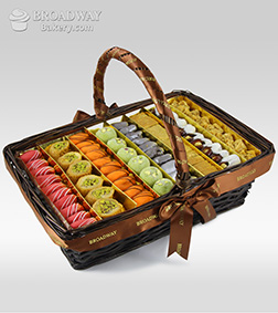Sweet Ramadan Celebrations Basket