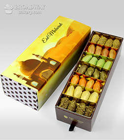 Dipped Eid Date Box