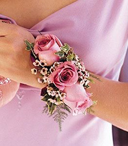 First Dance Corsage