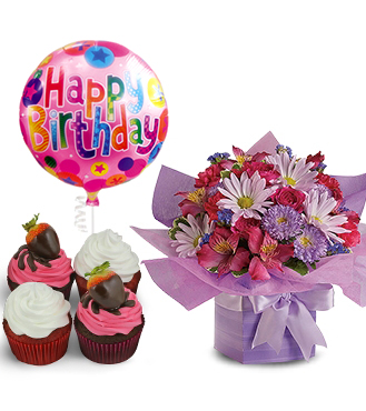 Lovely Lavender Birthday Treat