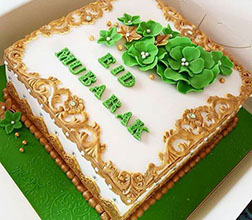 Eid Banquet Cake