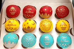 Eid Festivities Cupcakes