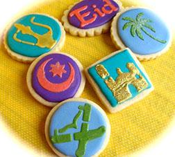 Eastern Traditions Eid Cookies