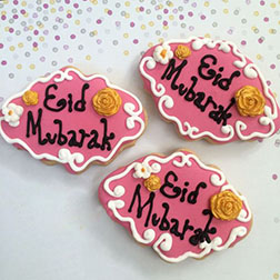 Delightful Eid Cookies