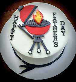 Dad's Barbecue Cake