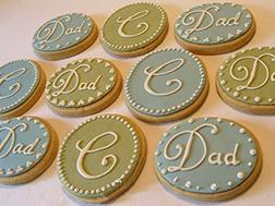Classy Dad Cookies