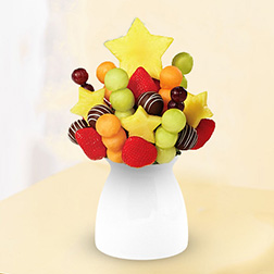 Assorted Indulgence Fruit Bouquet